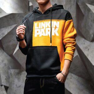 HOODIES LINKIN PARK (Black and Orange) – ILS